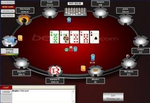 Mene Betsafen pokerisaitille