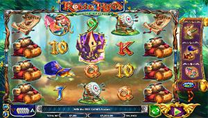 Robin Hood -hedelmäpeli