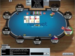 Mene Redbet Pokeriin