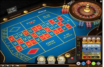 CasinoEuron ruletti