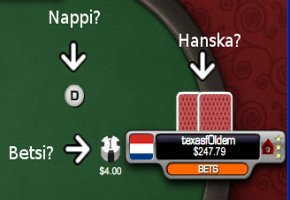pokerisanasto